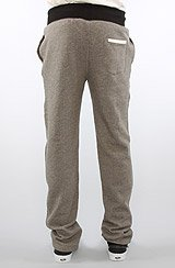 The Dersion Slim Sweatpants in Charcoal