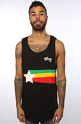 The Guiding Star Tank in Black