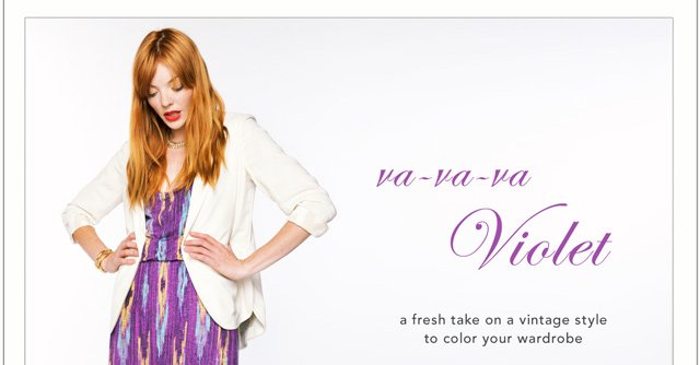 The color of the week is....