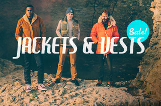 Jacket & Vest Sale