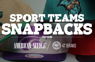 Sport Teams Snapbacks