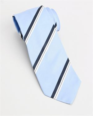 Valentino Cravatta Riga Tie - Made In Italy $49