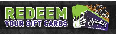 Redeem Your Gift Cards Now!