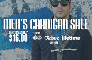 Men's Cardigan Sale
