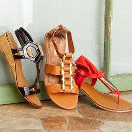 Spring Preview: Women's Footwear