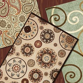 Take the Floor: Fine Rugs