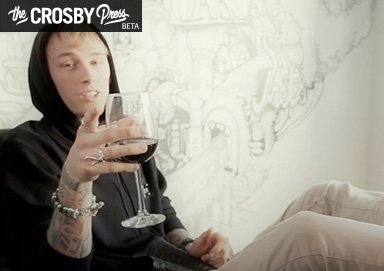 Shop [VIDEO] A Touch of Class with MGK