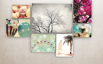 The Whimsical Wall: Distressed Wood Art - Visit Event