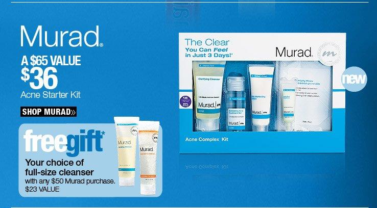 Murad Acne Starter Kit