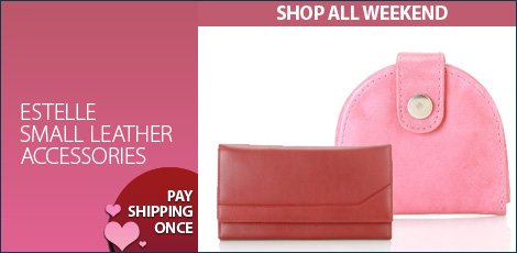 Estelle Small Leather Accessories