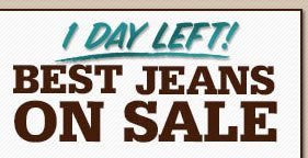 Best Jeans on Sale