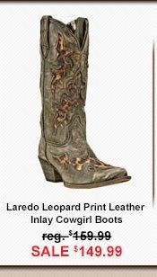 Laredo Boot Image