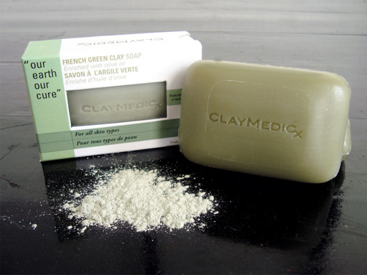 ClayMedicx Clay Soaps from The Beauty Closet