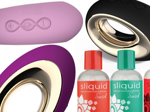 Alia Personal Massager Bundle by LELO from Sophie Uliano