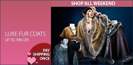 Luxe Fur Coats