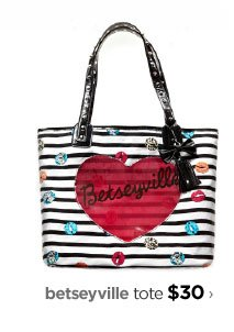 betseyville tote $30 ›