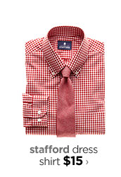 stafford dress shirt $15 ›
