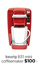 keurig B31 mini  coffeemaker $100 ›