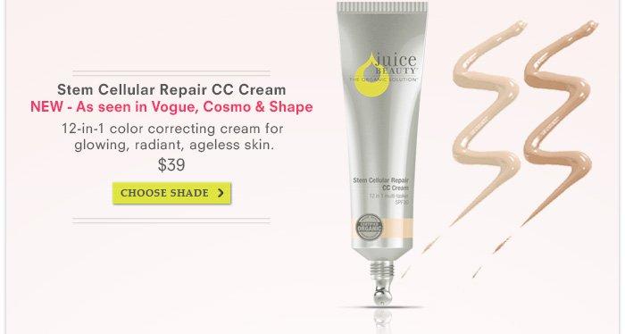 Stem Cellular Repair CC Cream