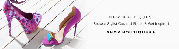 New Boutiques - Browse stylist-curated shops and get inspired