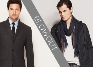 Winter Essentials Blowout from $1: Men's Apparel
