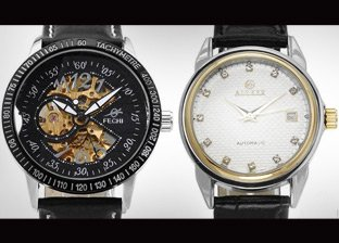 Algeer & Fechi Watches