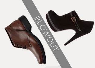 Winter Essentials Blowout from $1: Shoes for Him & Her