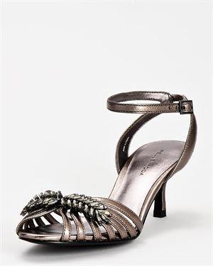 Pelle Moda Ophelia Metallic Heels