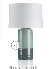 Camilla Table Lamp $199.