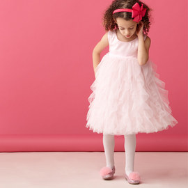 Fancy Finery: Girls' Dresses