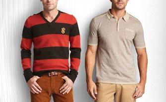 Sleek & Stylish:  Sweaters & Shirts - Visit Event