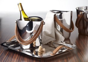 Sophisticated & Sleek: Silver Accents