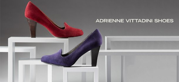 ADRIENNE VITTADINI SHOES, Event Ends January 23, 9:00 AM PT >