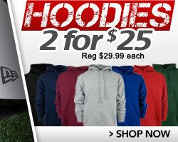Shop 2 for $25 Hoodies