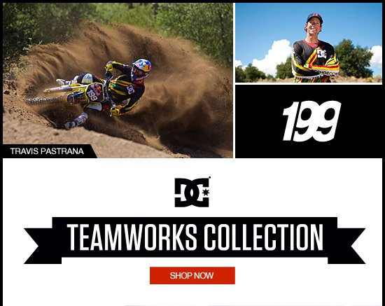 DC Teamworks Collection - Shop Now