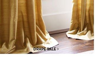DRAPE SALE