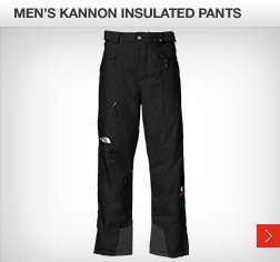 MEN'S KANNON INSULATED PANT
