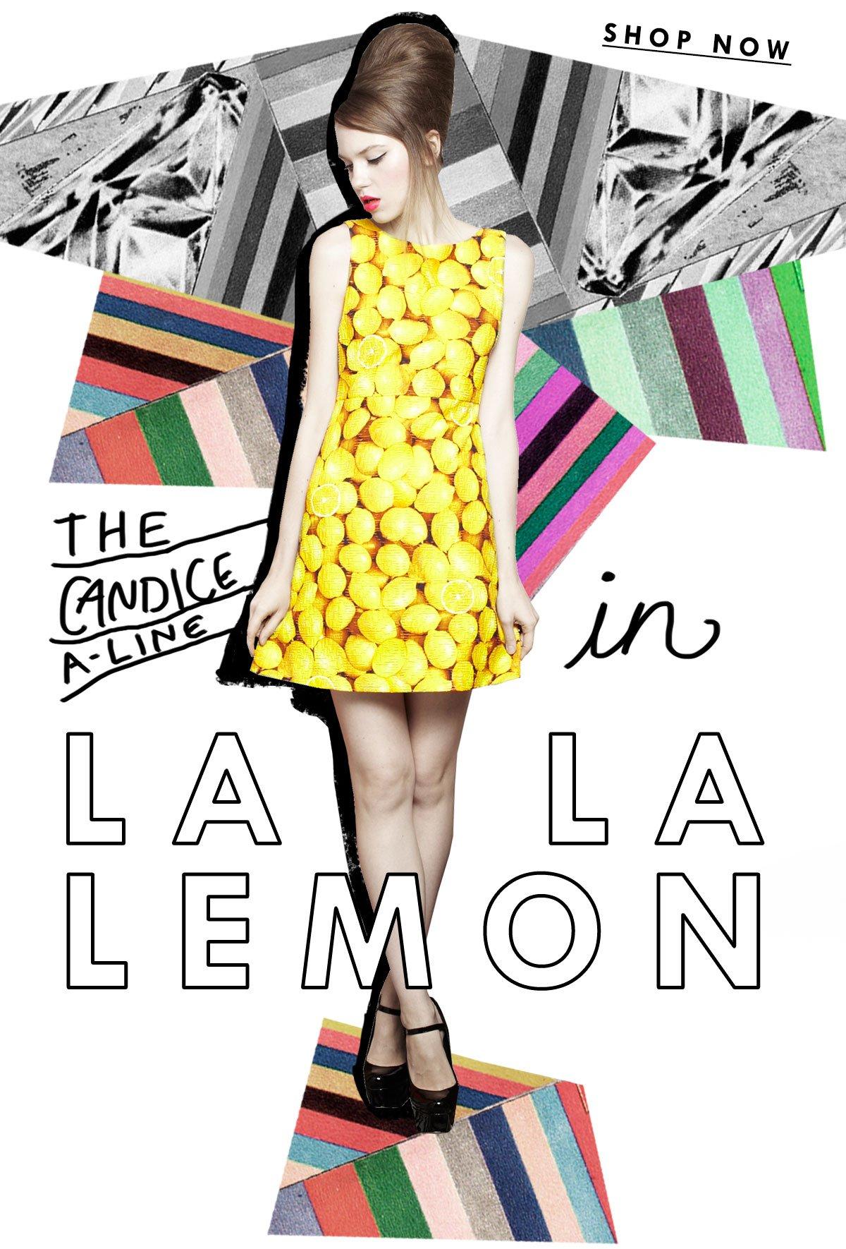 La La Lemon