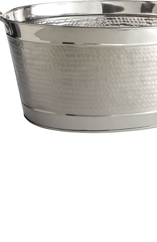 Stainless Steel Beverage Tub $54.95