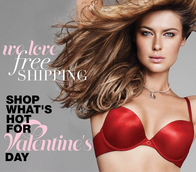 We Love Free Shipping! Shop What's Hot for Valentine's Day
