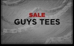 Shop Sale - Guys Tees