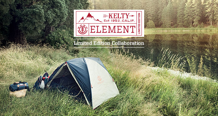 ELEMENT KELTY COLLABORATION