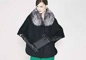 Winter Luxe: Coats & Accessories