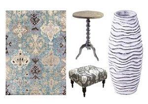 Bright & Rich: Home Furnishings