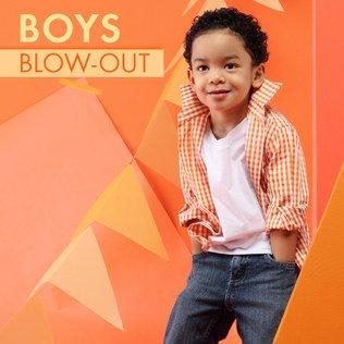 Boys' Blow-Out Sale