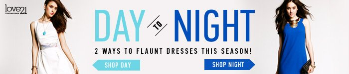 LOVE21 Day to Night Dresses