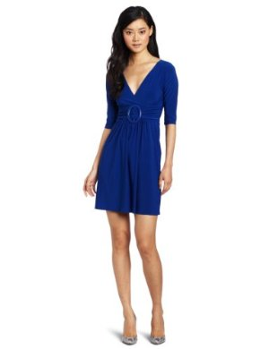 Star Vixen <br/>O-Ring 3/4 Sleeve Dress