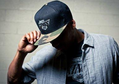 Shop Hat Trick: Hockey Ts, Knits & Caps