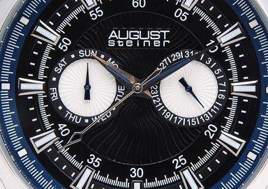 Shop Analog Watches by August Steiner