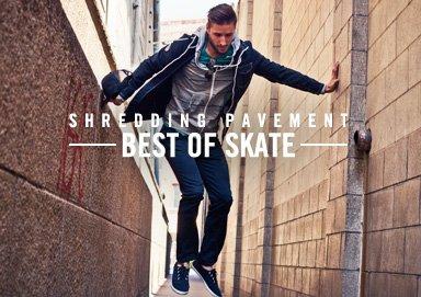 Shop Shredding Pavement: Best of Skate